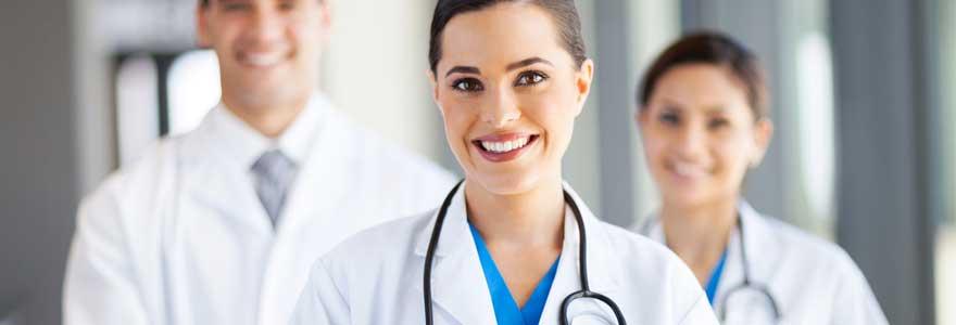 formation dans le paramédical