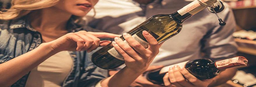 expert de vins